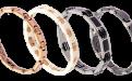 Женский титановый магнитный браслет WHITE Цвет белый.